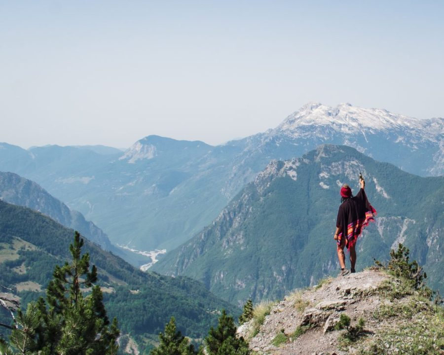 valbona to theth hike albania