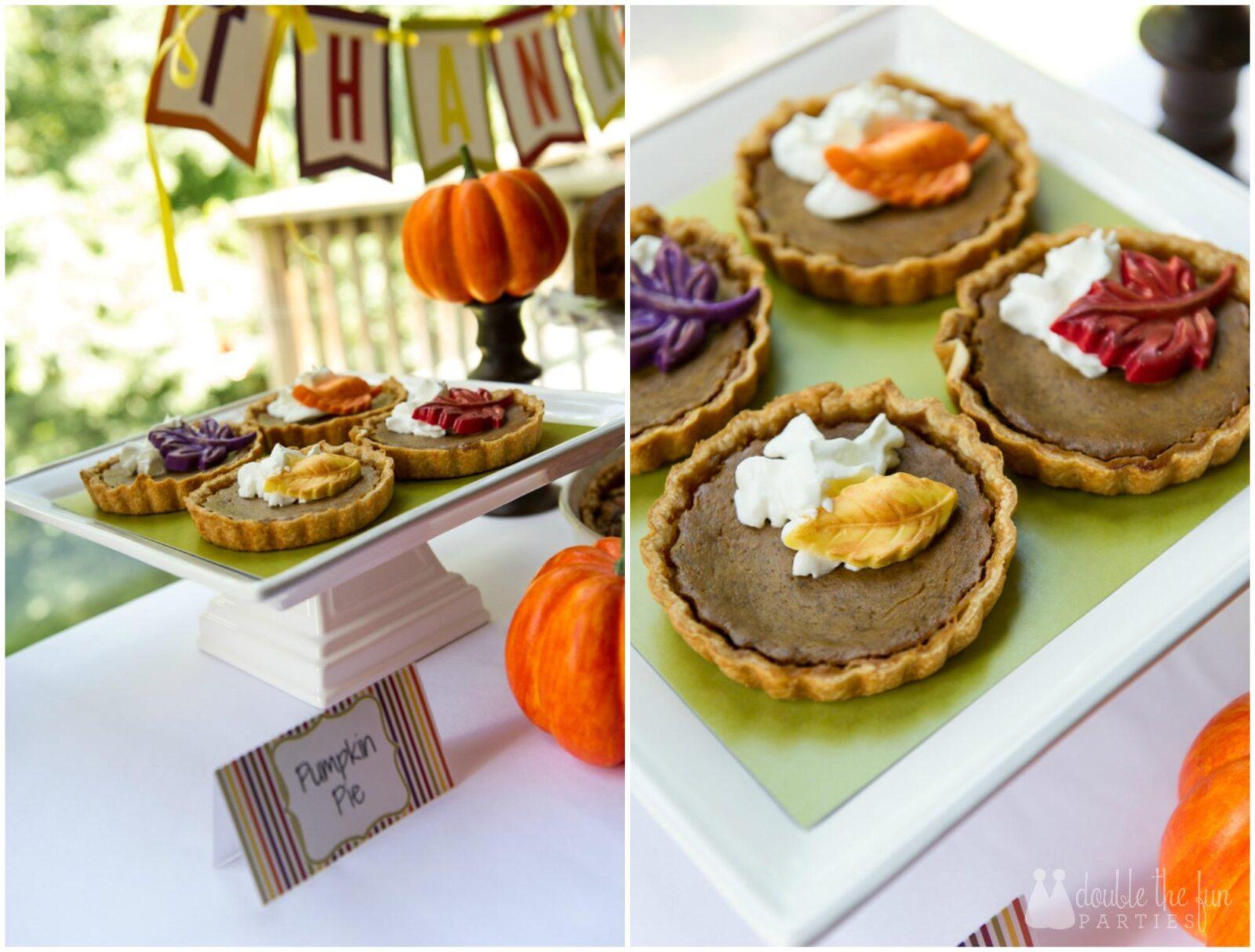 Dfp Thanksgiving Pumpkin Pie
