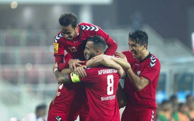 Afghanistan-football