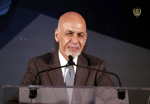 Ghani in NY