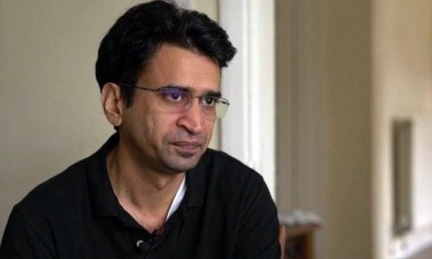 Asim Saeed. Photo courtesy BBC