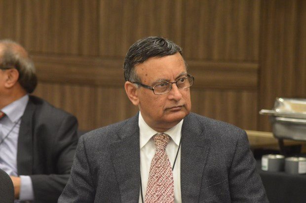 Hussain Haqqani - Former Ambassador of Pakistan to US Photo: The Pashtun Times