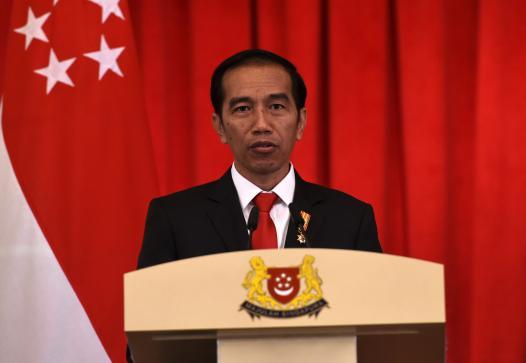 Idonesian president