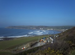 Croyde Bay and Baggy Point
