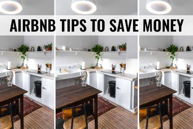 airbnb tips to save money