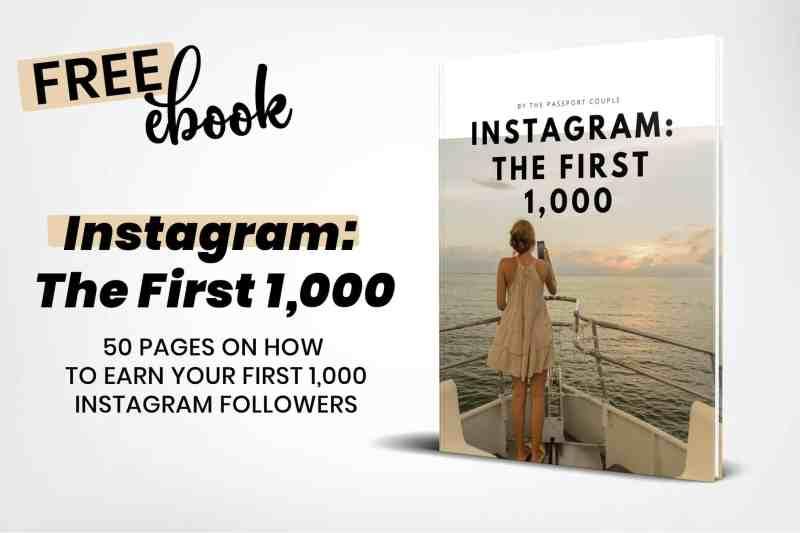 Instagram Ebook Email Marketing