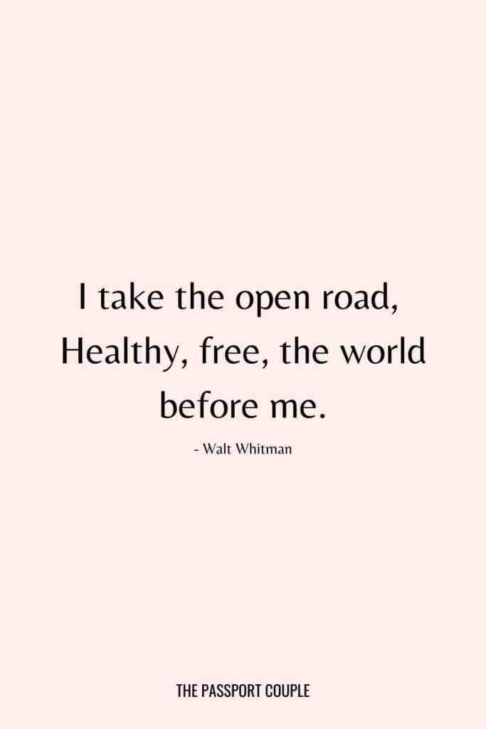 short road quotes