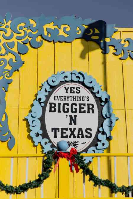 things to see on route 66 in texas