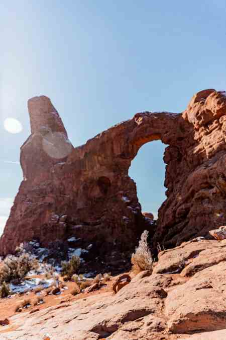 is arches national park open
