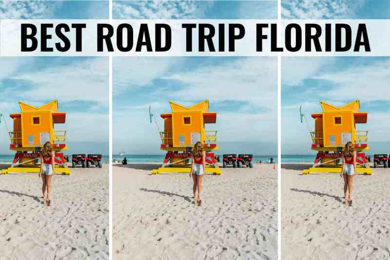 best road trip florida