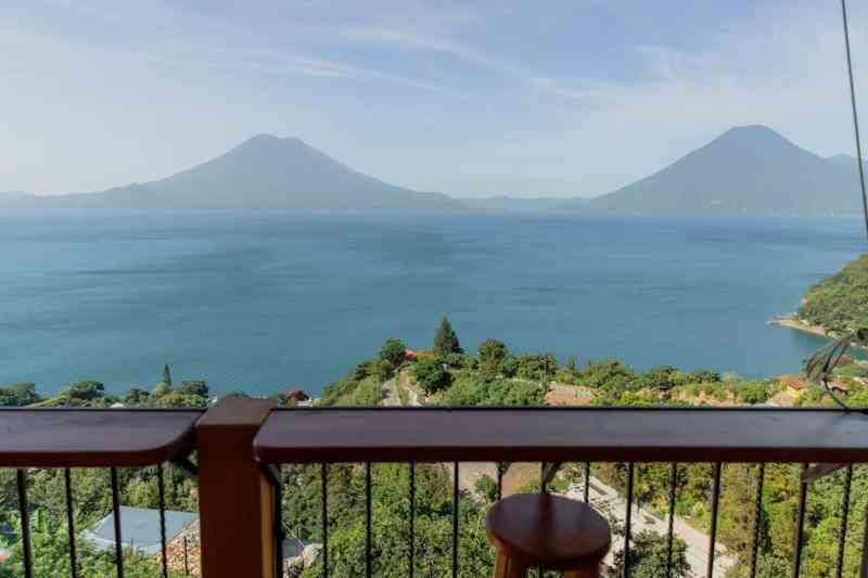 best views of lake atitlan