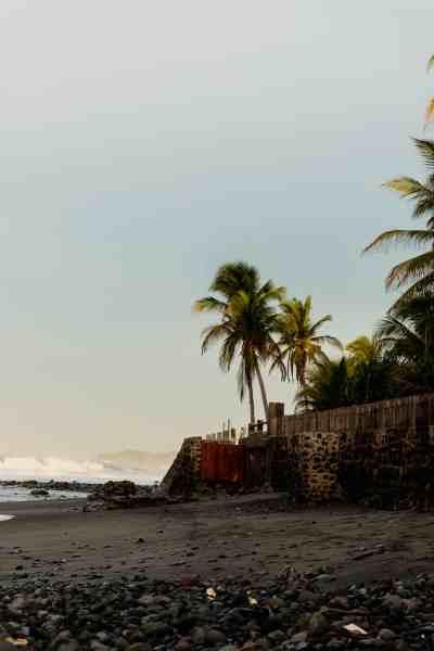 el salvador beaches
