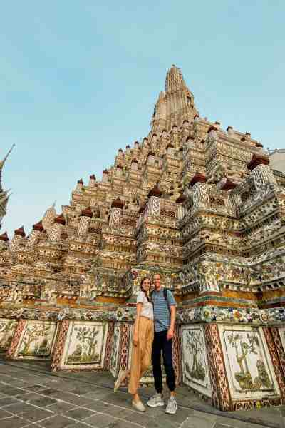 places to visit in thailand for couples