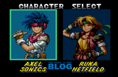 rapid reload select character ivelias zero the past is now