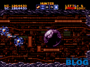 Thunder Force IV Boss The Past is Now Blog, Analisis Ivelias Zero 8