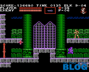 Castlevania III 3 Draculas Curse NES Gameplay the past is now blog analisis ivelias zero 25