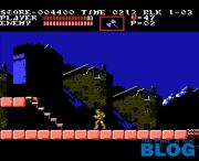 Castlevania III 3 Draculas Curse NES Gameplay the past is now blog analisis ivelias zero 6