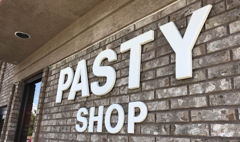 pasty, pasty review, pasties, pasty guy, the pasty shop, southgate