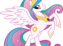 Princess Celestia My Little Pony Costume - The Patchy Lawn