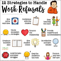 What To Do When a Student Refuses to Work The Pathway 2 Success