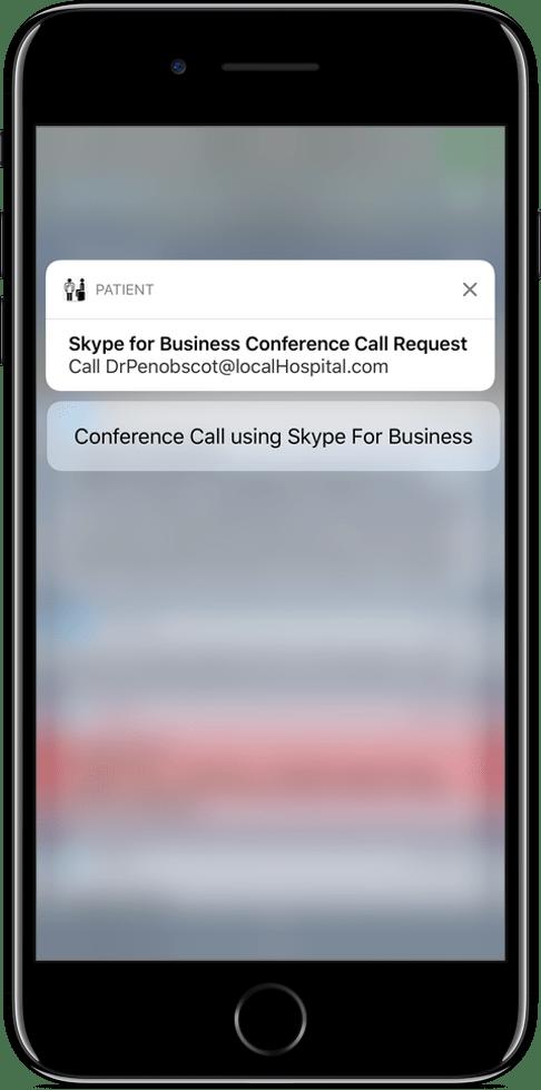 iphone-sfb-notification-bezel