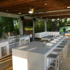 Big Kitchen Islands Custom Cabinet Doors Bbq In Miami - Call Us Today To Visit Our ...