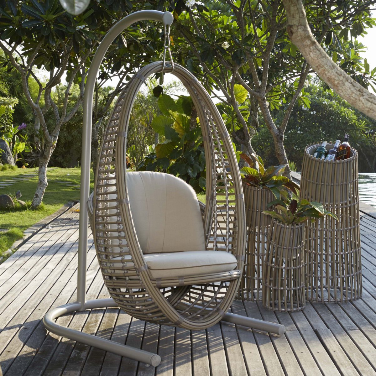 Hanging Patio Chair Skyline Heri Hanging Chair