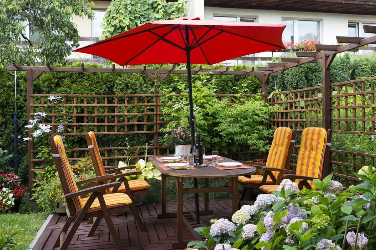 how to replace a patio umbrella cord