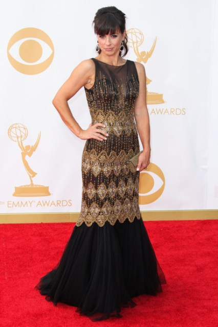 2013-emmy-awards-constance-zimmer-red-carpet