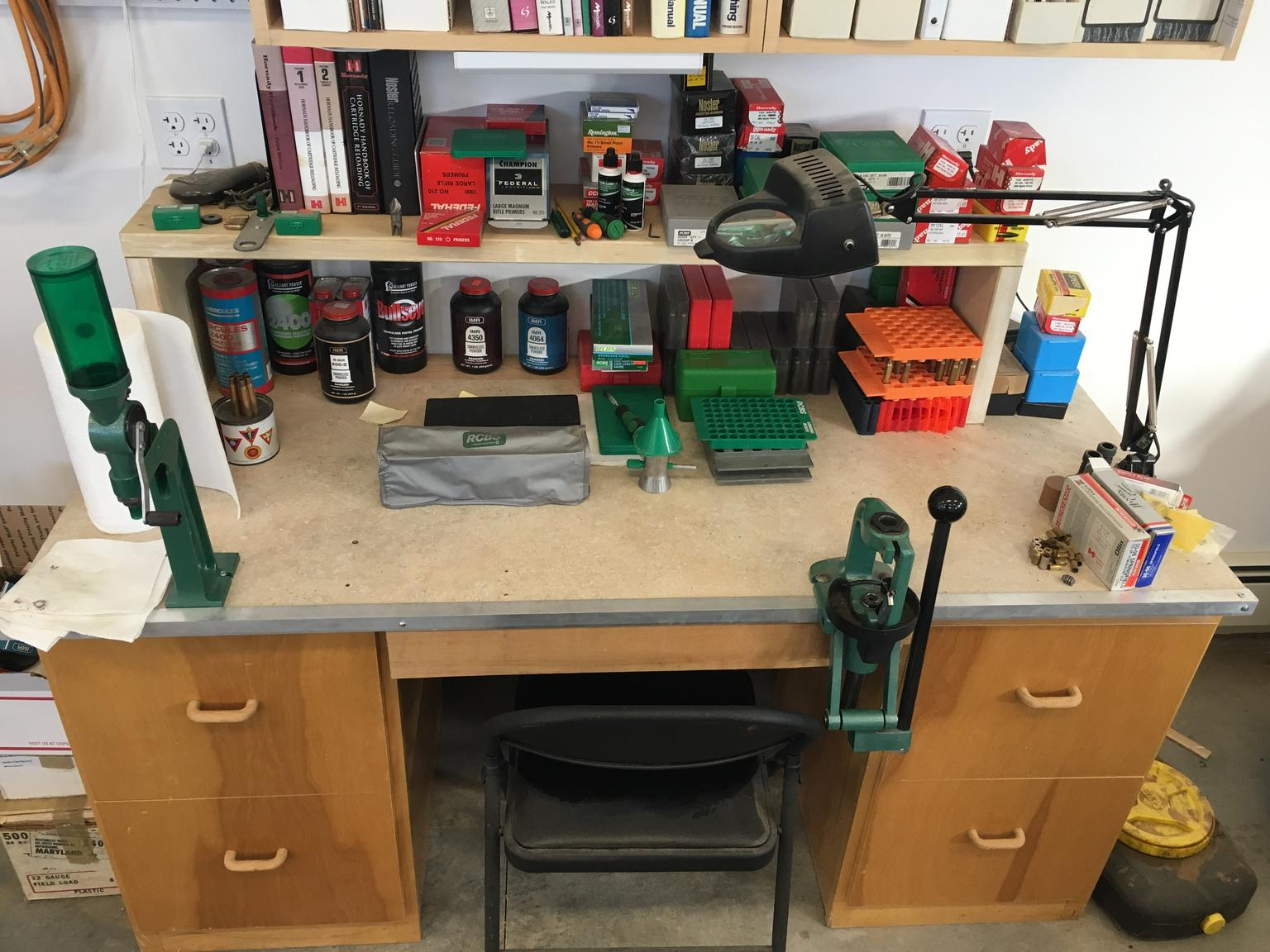 harbor freight bench followup