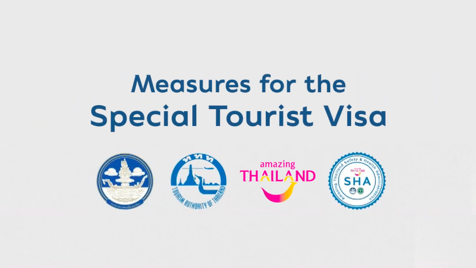 Thailand's 'Special Tourist Visa' details including fees and additional  charges explained - The Pattaya News
