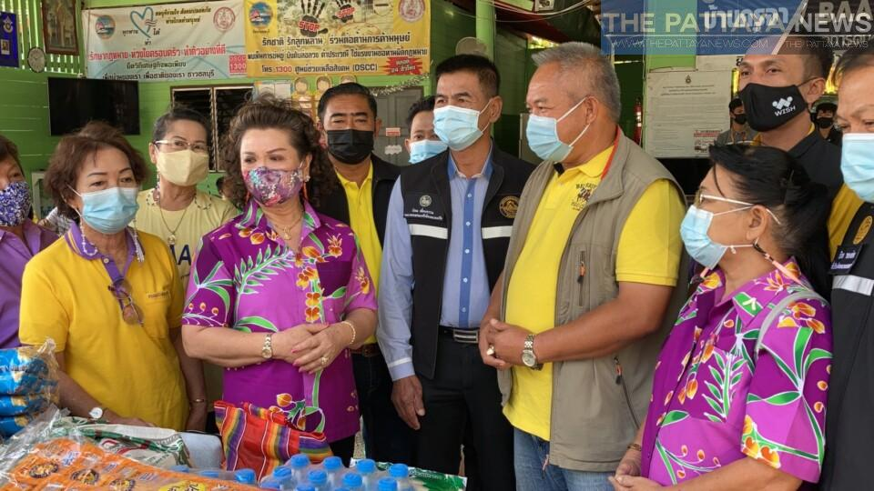 Banglamung Thai Women Empowerment Fund helps children of Baan Kruja in Pattaya - The Pattaya News