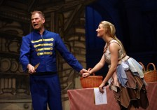 Lovesick Buttons takes his rejection from Cinderella badly!