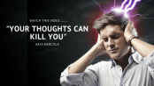 you thoughts can kill you