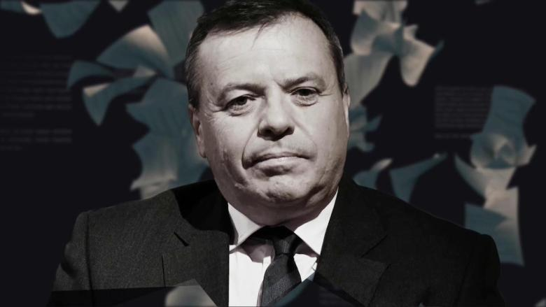 Channel 4 News investigation into Arron Banks ( Photo: Twitter/Channel4)