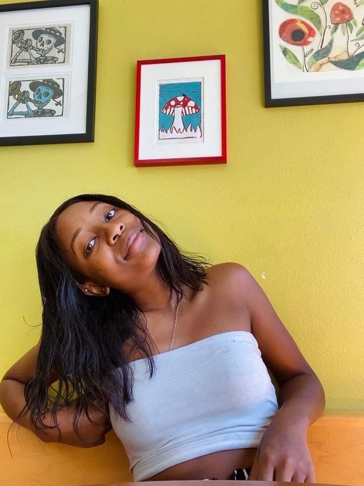 Nomonde Nyathi, student