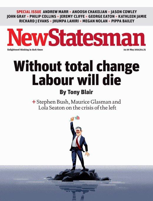 NewStatesman May 14, 2021