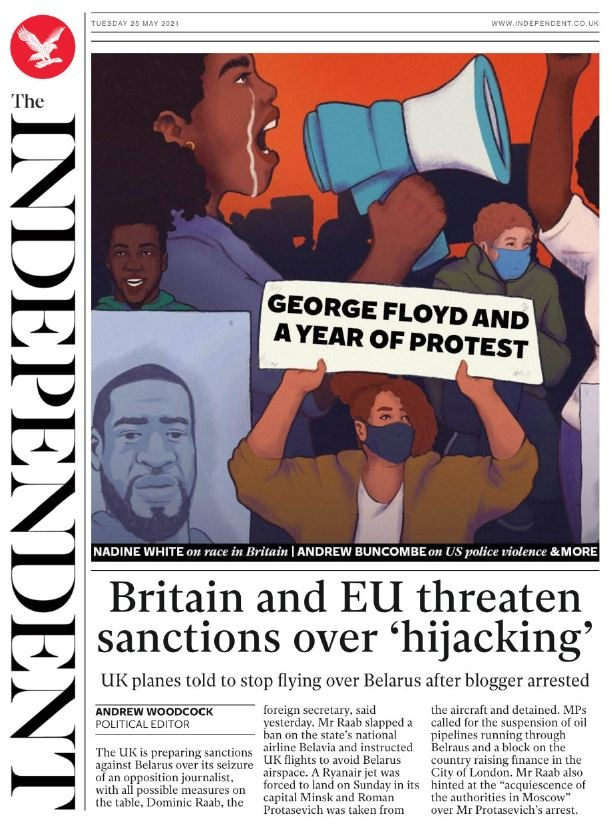 Tuesday's Independent