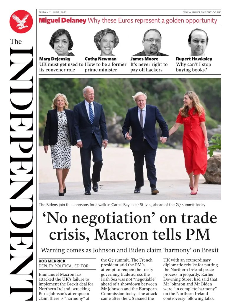 Friday's Independent