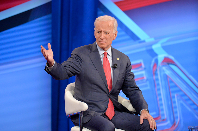 Joe Biden CNN Townhall