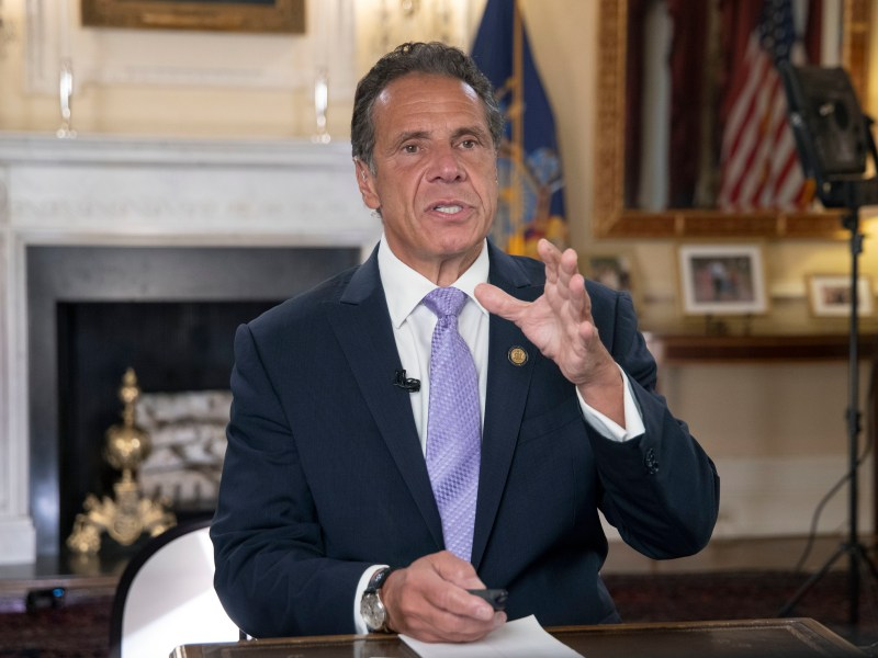 Gov. Andrew Cuomo ( Photo credit: Mike Groll/Office of Governor Andrew M. Cuomo )