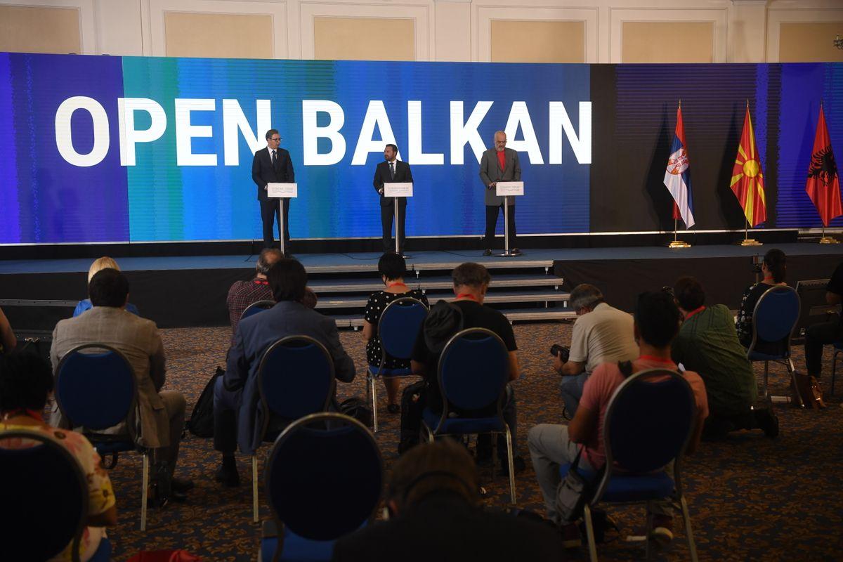 Open Balkan