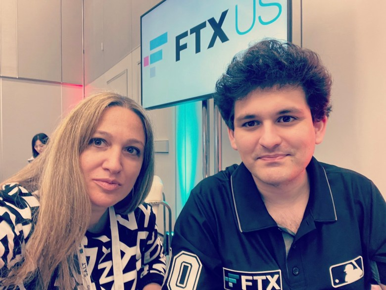 The Pavlovic Today Interview: White House Correspondent Founder of The Pavlovic Today Ksenija Pavlovic Mcateer and Sam Bankman-Fried CEO and Founder of FTX.
