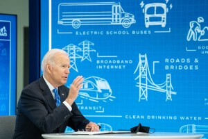 Biden Will Go To His Hometown On Wednesday To Rally Support For His Infrastructure Deal And Build Back Better Agenda