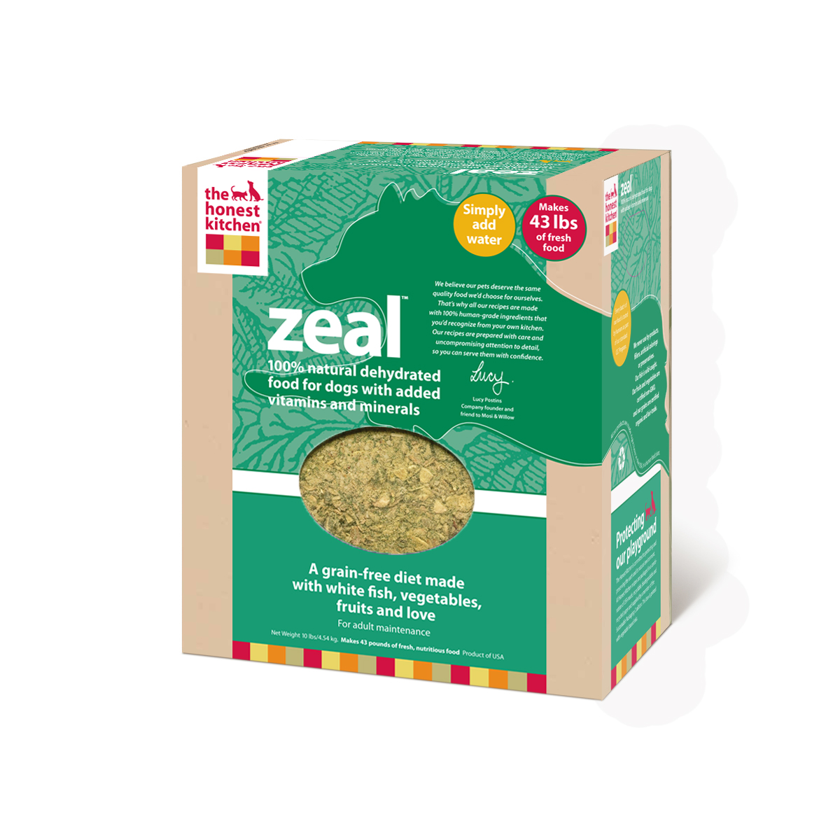 The Honest Kitchen Recalls Thrive Zeal  Verve Dehydrated