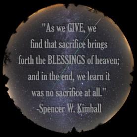 no-sacrifice