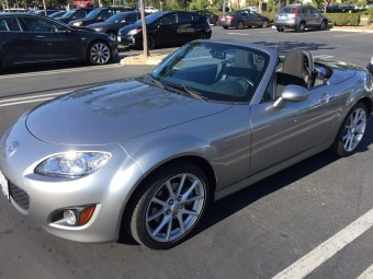 picture of Mazda MX-5