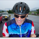 Robert Hess, Prostate Cancer Awareness Project Skyline bicycle ride.