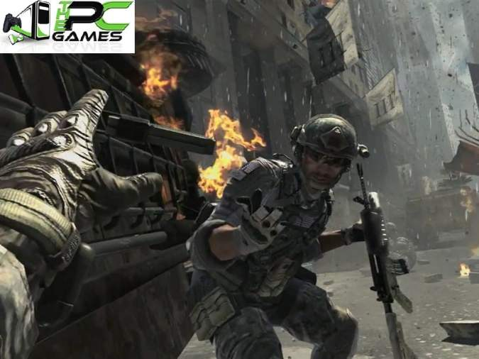 Call of Duty Modern Warfare 1 Pc Game