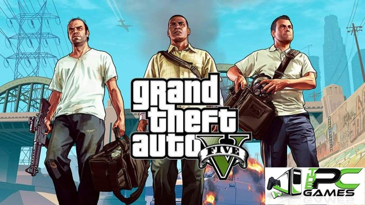 Grand Theft Auto V Pc Game Full Version Free Download